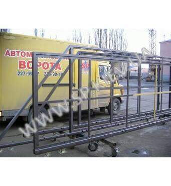 Купуйте автоматичні відкатні ворота Київ