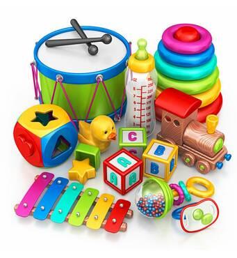 У продажі дешеві дитячі іграшки в Одесі!