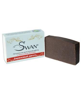 Лечебное мыло swan на натуральной основе продается у нас!