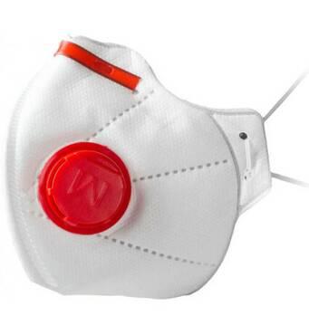 Маска респиратор - надежная защита от любой загрязнений!