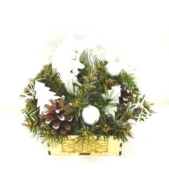 Чудова новорічна композиція для Вашого дому