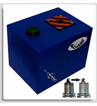 Піскоструменний стенд для перевірки свічок запалювання купити за доступною ціною можна у нас!
