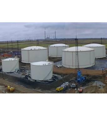 Сталеві резервуари для зберігання нафти і нафтопродуктів купуйте у нас!