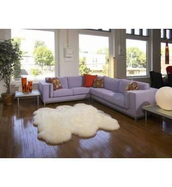 Купуйте килими з натуральних шкір