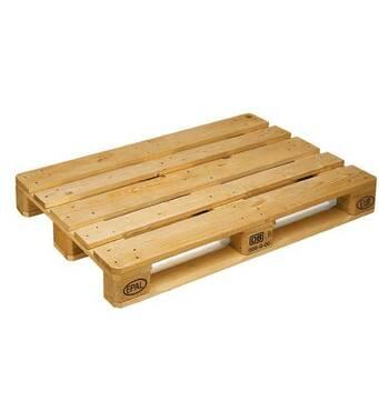 Купуємо дерев'яні піддони (палети) і палетну заготовку