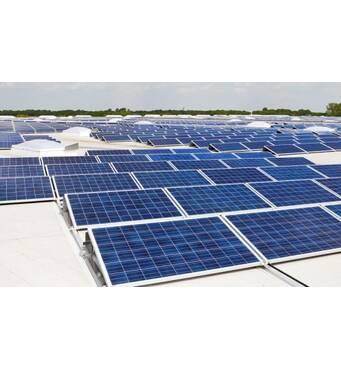 Панельные солнечные батареи - екония затрат на электроэнергию!