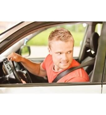 """Автошкола """"Мік Авто"""" пропонує відвідати курси екстремального водіння"""