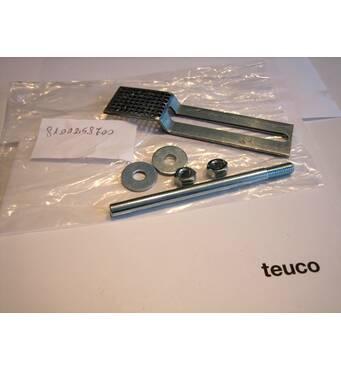 Приобретите запасные крепления от компании Teuco
