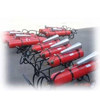 Покупайте углекислотные огнетушители оптом недорого на нашем портале