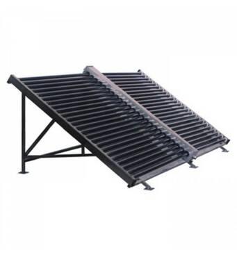 Сонячний колектор для нагріву води в наявності