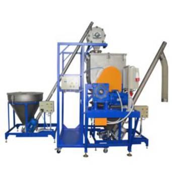 В наявності універсальне обладнання для приготування прального порошку, побутової хімії, фармпрепаратів