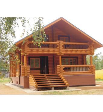 """Замовляйте проекти дерев'яних будинків від """"Хата-Зруб"""""""