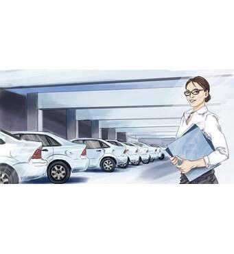 Вартість транспортного засобу визначатимуть професіонали!