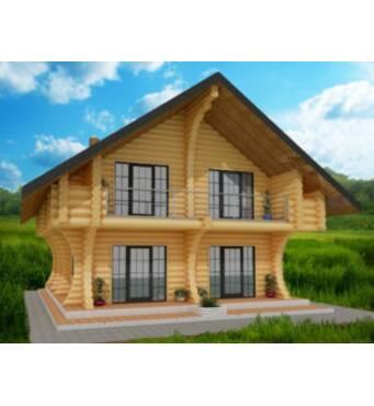 Виготовляємо дерев'яні будинки по всій Україні