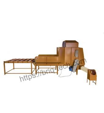 Измельчитель для пеллет доступен под заказ