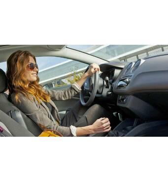 Посетите курсы вождения для женщин
