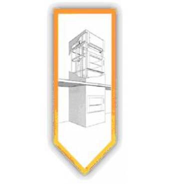 Специальный лифт для перевозки евро паллет в ассортименте