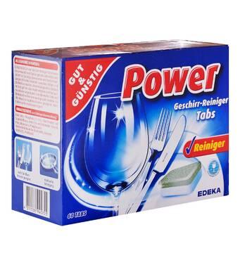 Для заказов доступны таблетки для посудомойки
