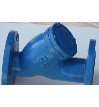Фильтр чугунный  фланцевый РУ16 ДУ40-200
