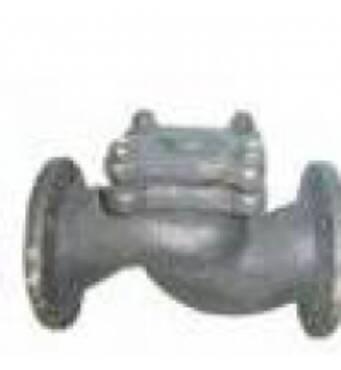 Предлагаем клапан обратный чугунный фланцевый 16ч6п(бр) Ру16 Ду32-200.