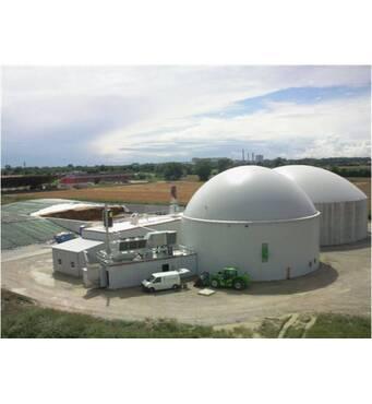 Промислові біогазові установки ЕКОТЕНК