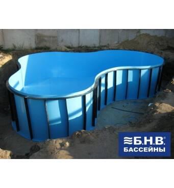 Виготовимо і встановимо поліпропіленові басейни