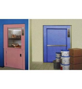 Малые грузовые лифты для ресторанов, магазинов, кафе