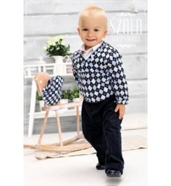 Стильная и модная одежда для мальчиков из Польши (Krasnal) оптом и в розницу!