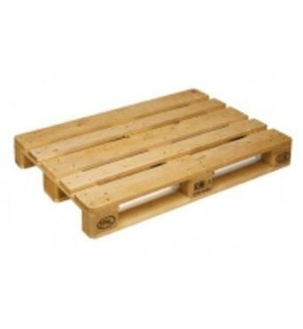 Европіддони дерев'яні. Палети різних розмірів