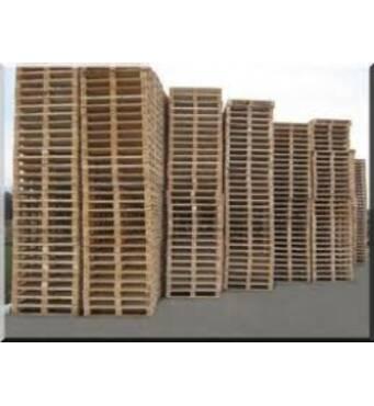 """Дерев'яні палети. Надійні конструкції в """"Меридіан"""""""