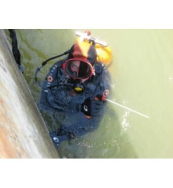 Виконуємо підводну різку