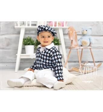 Предлагаем стильные детские костюмы для мальчиков Krasnal (Польша), оптом и в розницу