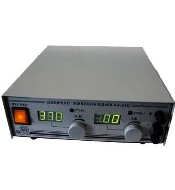 Источник питания лабораторный Д400-04-01Ц (0-400В, 0-4А).