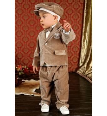 Эксклюзивная модная одежда для мальчиков - костюмы для мальчиков 1 год, Польша