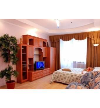 Пропонуємо зняти в оренду квартиру подобово недорого в Києві. Бронювання безкоштовне!