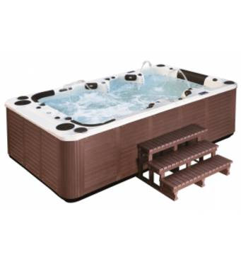 Современные высокотехнологичные СПА-бассейны SunRans - выгодно, надежно и безопасно!
