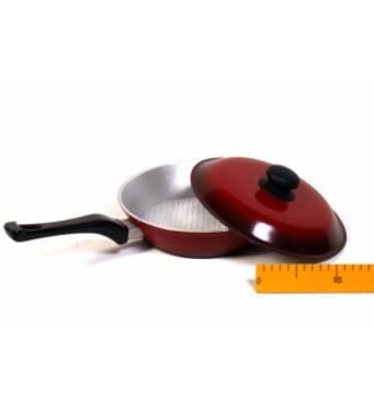 Емальовані сковороди за низькими цінами