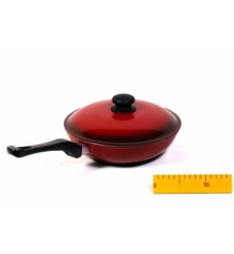 Эмалированные сковороды - гармония практичности и красоты