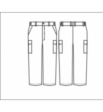 Пошив и продажа зимней спецодежды - брюки зимние