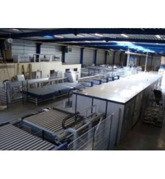 Пильнообрабатывающий центр BJM