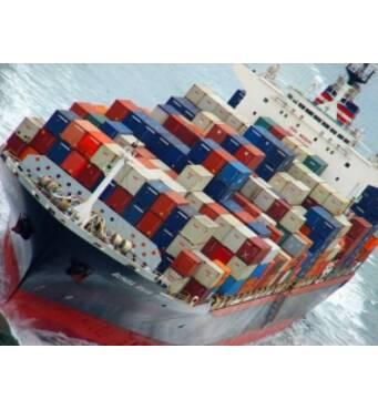 Морская контейнерная перевозка грузов в порт Одессы и Илличевска