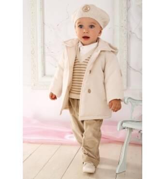 Новые модели теплых детских костюмов для мальчиков - стильные и красивые!
