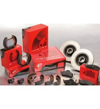 Тормозные колодки и диски REMSA