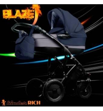 Пропозиція преміум-класу! Коляска Кinder Rich Blaze Black