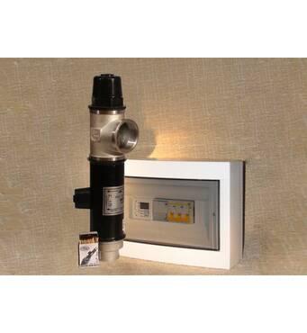 Экономьте газ с электрическим электродным мини-котлом  «ЭВН-ЮТЦ 6 кВт»