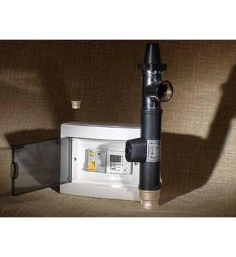Электрический электродный котел «ЭВН-ЮТЦ 2,5 кВт» - гарантия тепла за  разумную цену