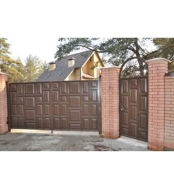 Купить откатные ворота в Запорожье