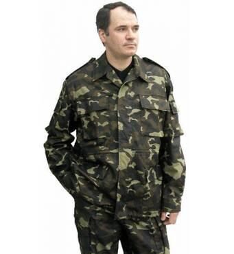 Продажа костюм ВП камуфлированный -  Саржа - мелкий и крупный опт