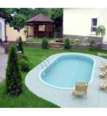 Замовте будівництво бетонного басейну в компанії Лагуна