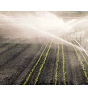 Заказывайте систему орошения полей: уже на 50% дешевле!